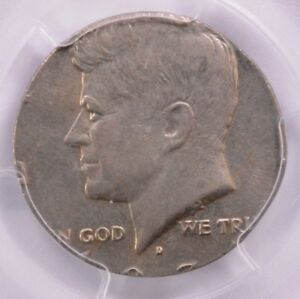 Click now to see the BUY IT NOW Price! PCGS 50C 1971 D KENNEDY HALF ON NICKEL PLANCHET MS 63
