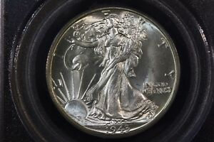 Click now to see the BUY IT NOW Price! 1943 D WALKING LIBERTY HALF PCGS MS65