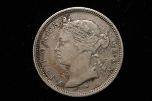 Click now to see the BUY IT NOW Price! 1879 STRAITS SETTLEMENTS. 20 CENTS.