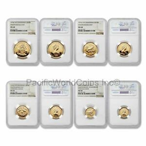 Click now to see the BUY IT NOW Price! BAHAMAS 1973 INDEPENDENCE DAY 4PC GOLD NGC MS68 SET 1