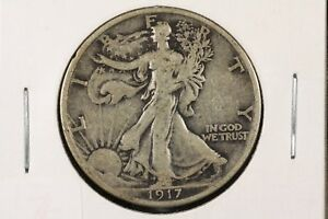 Click now to see the BUY IT NOW Price! 1917 50C WALKING LIBERTY HALF DOLLAR FINE