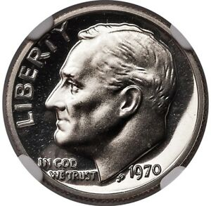 Click now to see the BUY IT NOW Price! 1970 NO S ROOSEVELT DIME 10C PF68 PR68 ULTRA DEEP CAMEO ONLY 3 KNOWN IN UCAM