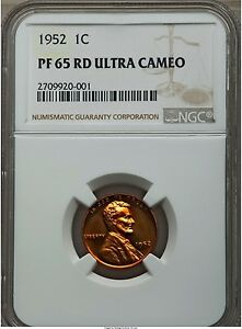 Click now to see the BUY IT NOW Price! 1952 LINCOLN WHEAT CENT 1C NGC PF65 PR65 UCAM  ULTRA DEEP CAMEO POP  3/1