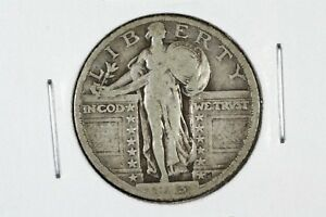 Click now to see the BUY IT NOW Price! 1923 STANDING LIBERTY QUARTER CHOICE GOOD