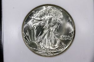 Click now to see the BUY IT NOW Price! 1945 D GEM BU NGC MS 65 WALKING LIBERTY HALF