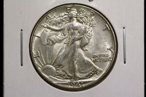 Click now to see the BUY IT NOW Price! 1941 50C WALKING LIBERTY HALF DOLLAR CHOICE AU