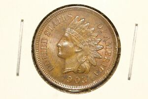 Click now to see the BUY IT NOW Price! 1903 INDIAN HEAD CENT CHOICE RB BU
