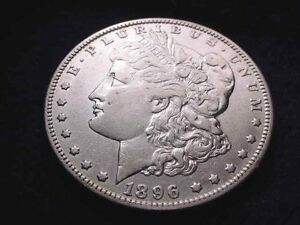 1896 O MORGAN DOLLAR GREAT KEY DATE DOLLAR     1616