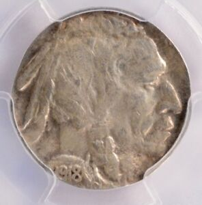 Click now to see the BUY IT NOW Price! PCGS 5C 1918 BUFFALO NICKEL ON SILVER DIME PLANCHET AU58
