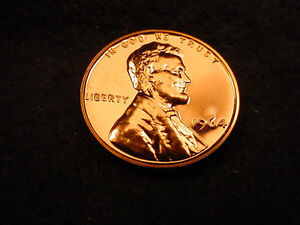 1964 LINCOLN CENT GREAT PROOF COIN      140