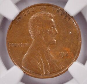 Click now to see the BUY IT NOW Price! NGC 1C 1983 LINCOLN CENT ON COPPER PLANCHET TRANSITIONAL OFF METAL MS61 BN