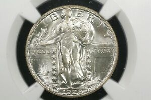 Click now to see the BUY IT NOW Price! 1928 D STANDING LIBERTY QUARTER NGC MS 66 BLAZER