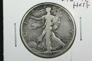 Click now to see the BUY IT NOW Price! 1921 S WALKING LIBERTY HALF DOLLAR FINE