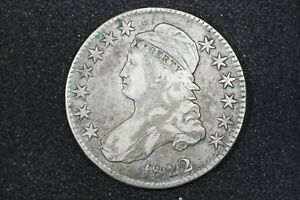 Click now to see the BUY IT NOW Price! 1822 CAPPED BUST HALF O 110 CHOICE VF