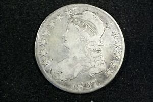 Click now to see the BUY IT NOW Price! 1827/6 CAPPED BUST HALF O 102 FINE