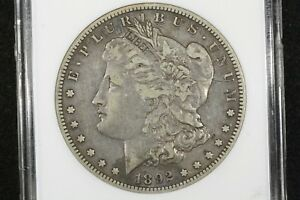 Click now to see the BUY IT NOW Price! 1892 S MORGAN DOLLAR ANACS  OLD HOLDER  VF 35