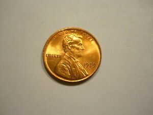 BRILLIANT UNC. 1979 P LINCOLN MEMORIAL CENT