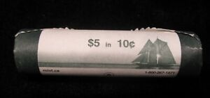 Click now to see the BUY IT NOW Price! 2005P CANADA TEN CENTS SPECIAL WRAP DIME ROLL 10 CENTS