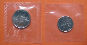 CANADA 2017 150TH ANNIVERSARY FIVE 5 & TEN 10 CENTS 5C & 10C COINS  SEALED