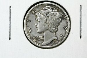 Click now to see the BUY IT NOW Price! 1917 S MERCURY DIME XF