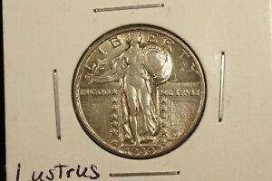 Click now to see the BUY IT NOW Price! 1930 STANDING LIBERTY QUARTER CHOICE LUSTROUS XF