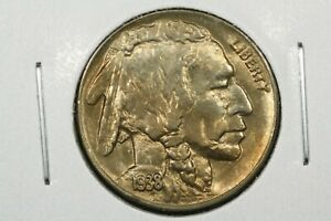 Click now to see the BUY IT NOW Price! 1938 D BUFFALO NICKEL GEM BU  2