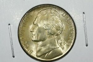 Click now to see the BUY IT NOW Price! 1945 D JEFFERSON NICKEL CH. BU