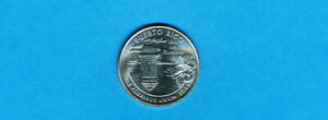 2009 P PUERTO RICO UNCIRCULATED TERRITORIES  QUARTER