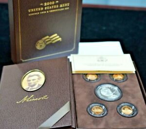 2009 UNITED STATES MINT LINCOLN COIN AND CHRONICLES COIN SET