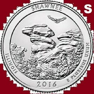 2016 P HARPERS FERRY QUARTER WV NATIONAL PARK ATB    UNCIRCULATED  2ND