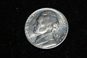 1974 D JEFFERSON NICKEL UNCIRCULATED PARTIAL STEPS