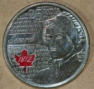 CANADA 2013 25 CENTS SECORD  THE WAR OF 1812 FOREIGN COIN