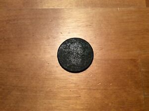1804 DRAPED BUST HALF 1/2 CENT FILLER  FOUND WITH METAL DETECTOR  5205