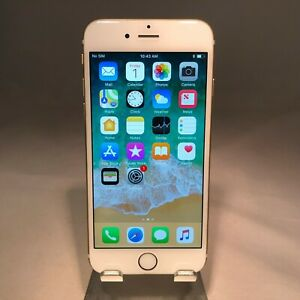 APPLE IPHONE 6 64GB GOLD   UNLOCKED   GOOD CONDITION   NO SIGNAL   TOUCH IC