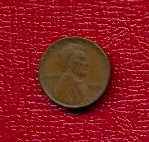 1924 D LINCOLN WHEAT CENT   CHOICE GOOD