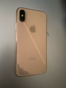 APPLE IPHONE XS   256GB   GOLD  VERIZON  A1920  CDMA   GSM