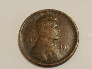 1919 D WHEAT PENNY  OLD VINTAGE ANTIQUE COLLECTORS COLLECTABLE