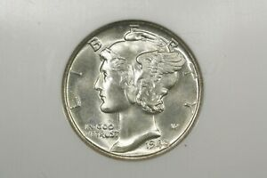 Click now to see the BUY IT NOW Price! 1940 GEM MERCURY DIME NGC MS 66 FB