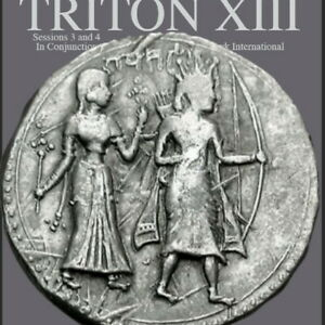 CNG TRITON XIII ANCIENT GREEK ROMAN COIN AUCTION CATALOG NY SES. 3 4 JAN 2010