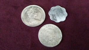 LOT OF 3 GREAT BRITAIN COINS