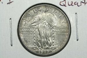 Click now to see the BUY IT NOW Price! 1917 S TYPE I STANDING LIBERTY QUARTER SLIDER BU