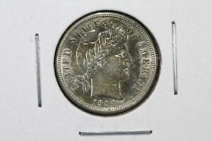 Click now to see the BUY IT NOW Price! 1914 S BARBER DIME CHOICE AU