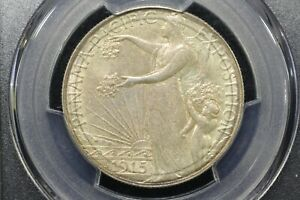 Click now to see the BUY IT NOW Price! 1915 S PANAMA PACIFIC COMMEMORATIVE HALF PCGS MS 64