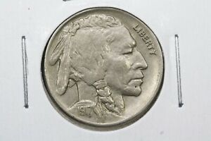 Click now to see the BUY IT NOW Price! 1917 D BUFFALO NICKEL CHOICE AU