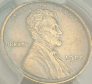 Click now to see the BUY IT NOW Price! 1909 ONE CENT LINCOLN PENNY PCGS GENUINE GRAFFITI