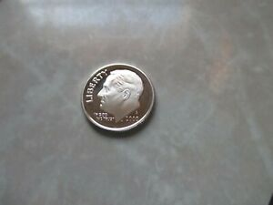 2000 S PROOF SILVER DIME DEEP ULTRA CAMEO BEAUTIFUL COIN