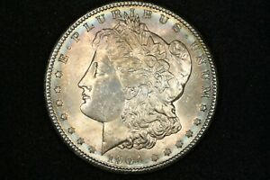 Click now to see the BUY IT NOW Price! 1904 O MORGAN DOLLAR CHOICE BU NICE COLOR