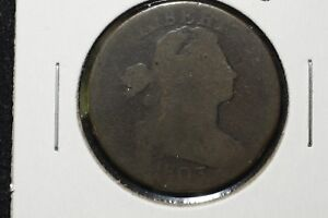 Click now to see the BUY IT NOW Price! 1803 DRAPED BUST LARGE CENT ABOUT GOOD 2