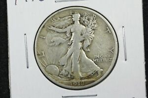 Click now to see the BUY IT NOW Price! 1918 S WALKING LIBERTY HALF FINE