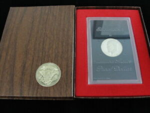 1974 S EISENHOWER PROOF SILVER DOLLAR